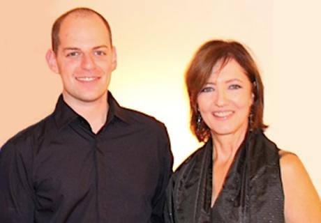 Joshua Zuchter and Karen Brunger