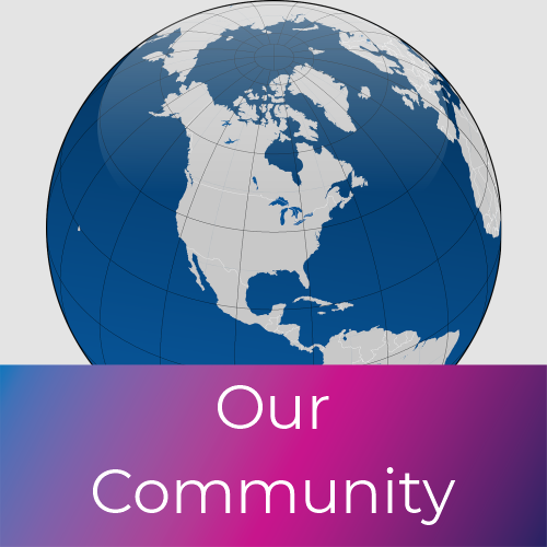 icon our community