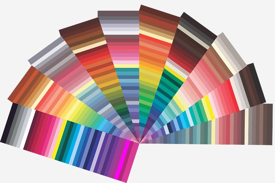session - colour palettes