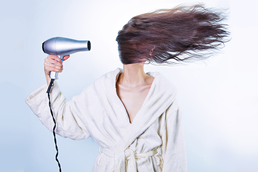 session - hair