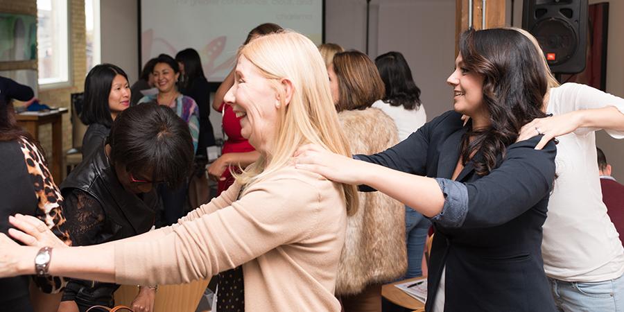 workshop interaction