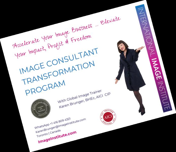 Image Consultant Training Programs